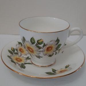 Elizabethan Taylor&Kent Tea Cup&Saucer